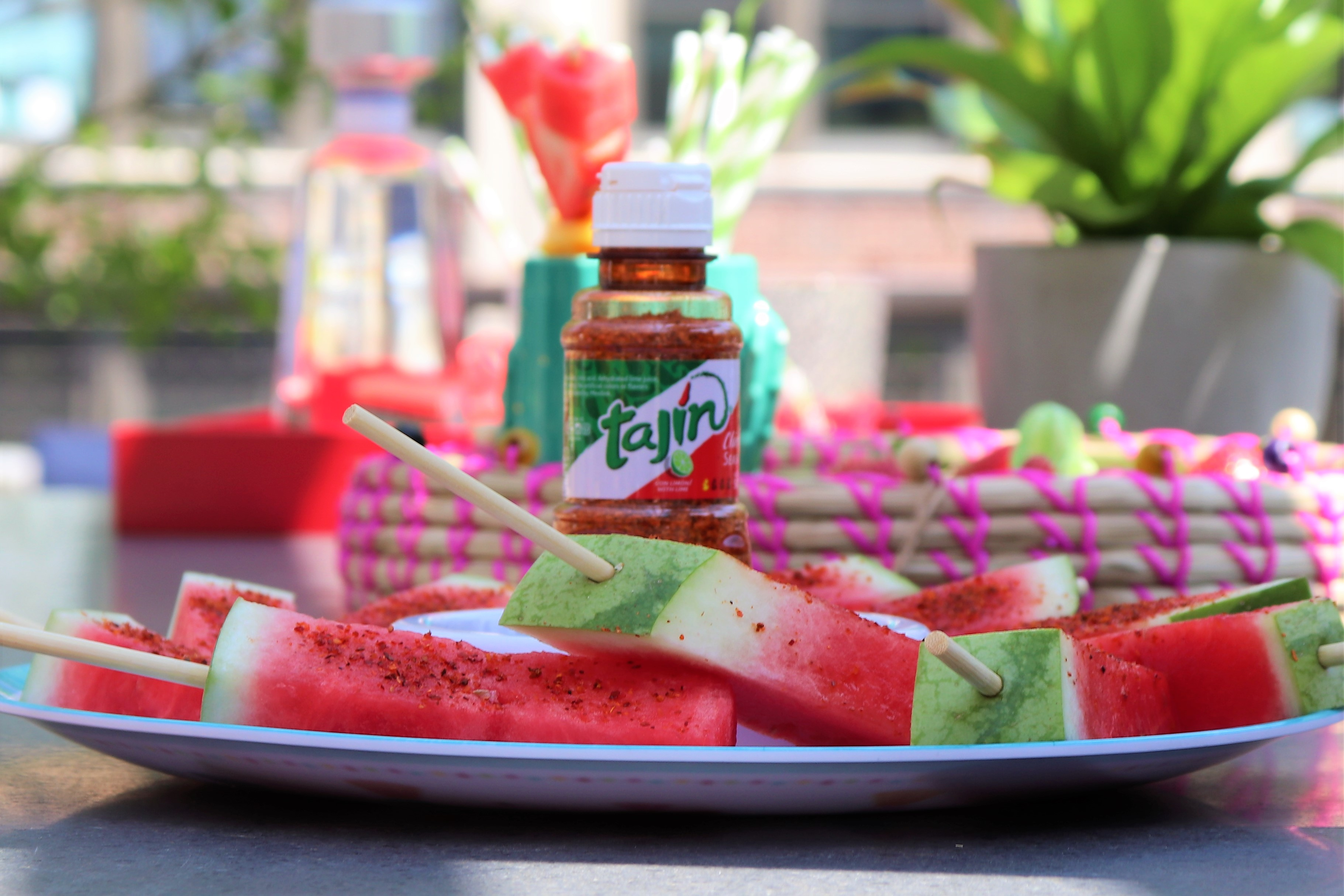5 Ways To Spice Up Your Summer With Tajin Tyson Foods
